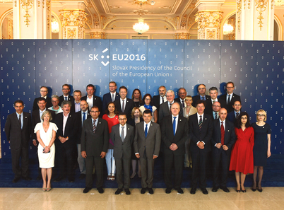 Competitiveness Council in Bratislava