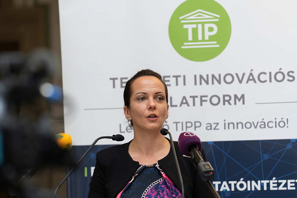 Territorial Innovation Platforms, Debrecen - 13 November, 2019