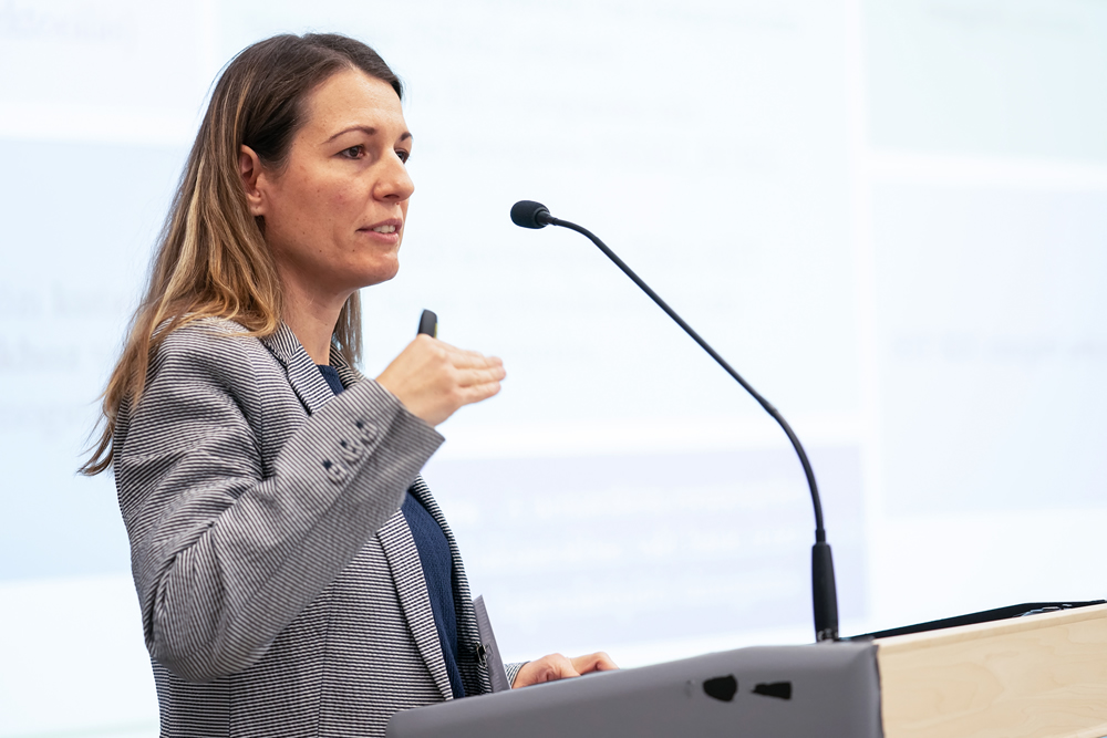 Krisztina Hollósi, International Affairs, National Research, Development and Innovation Office