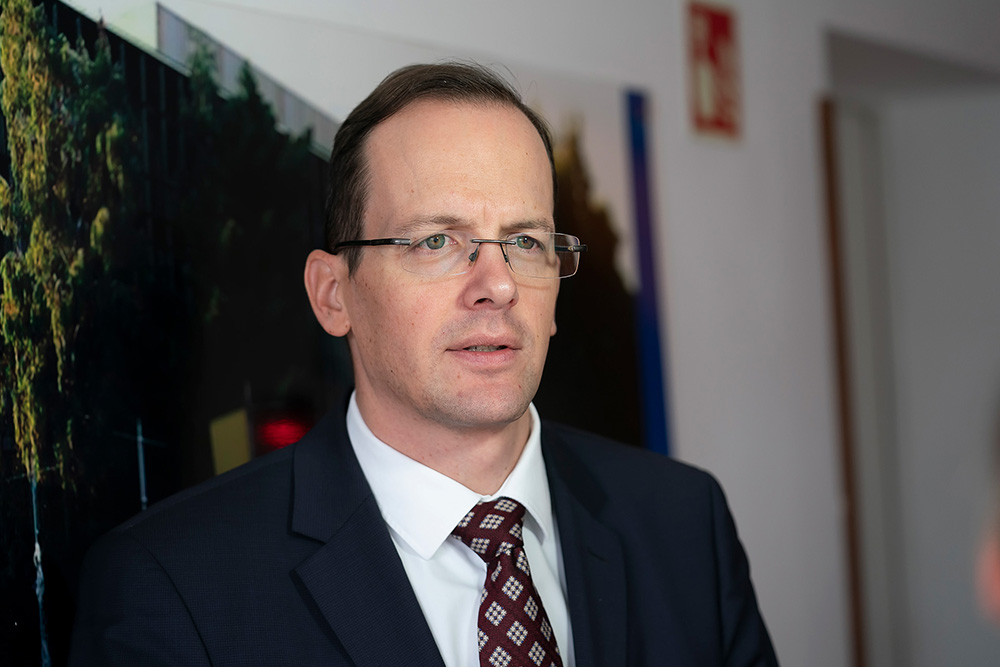 Dr. István Szabó, Vice-President of the National Research, Development and Innovation Office