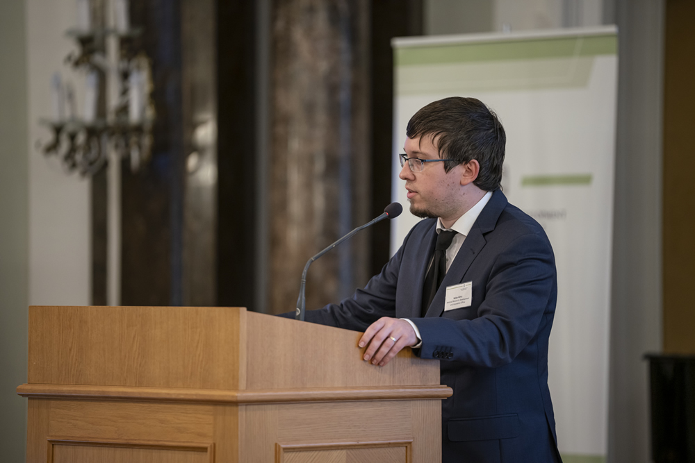 Balázs Kápli, International Affairs, National Research, Development and Innovation Office
