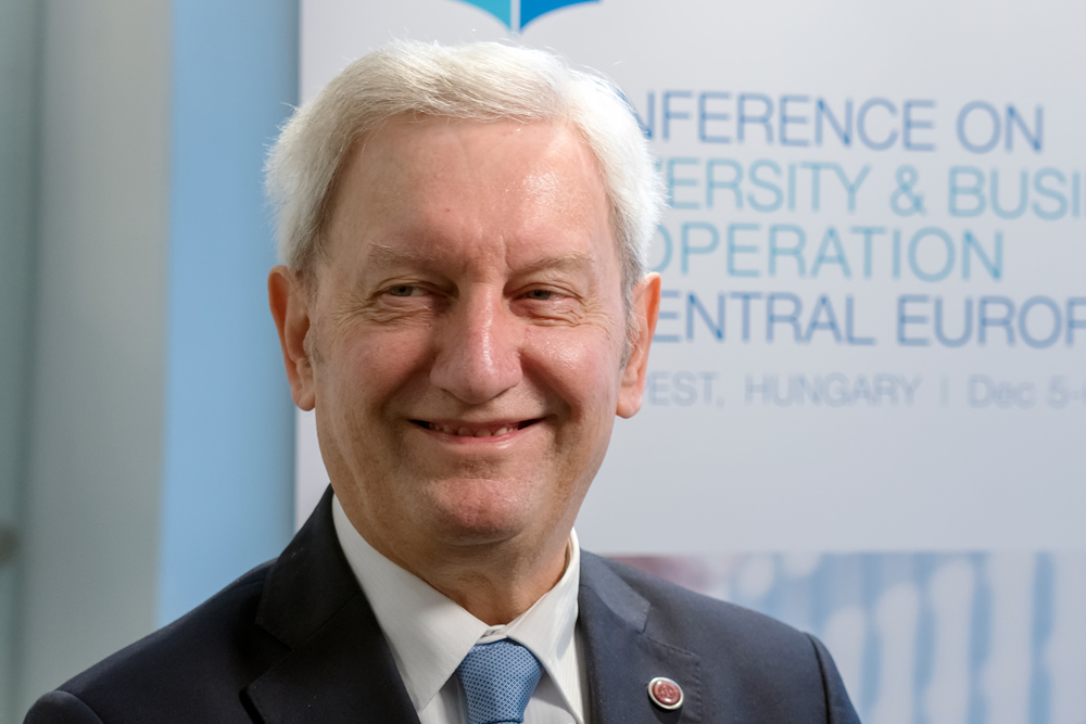 József Bódis, State Secretary of the Ministry for Innovation and Technology