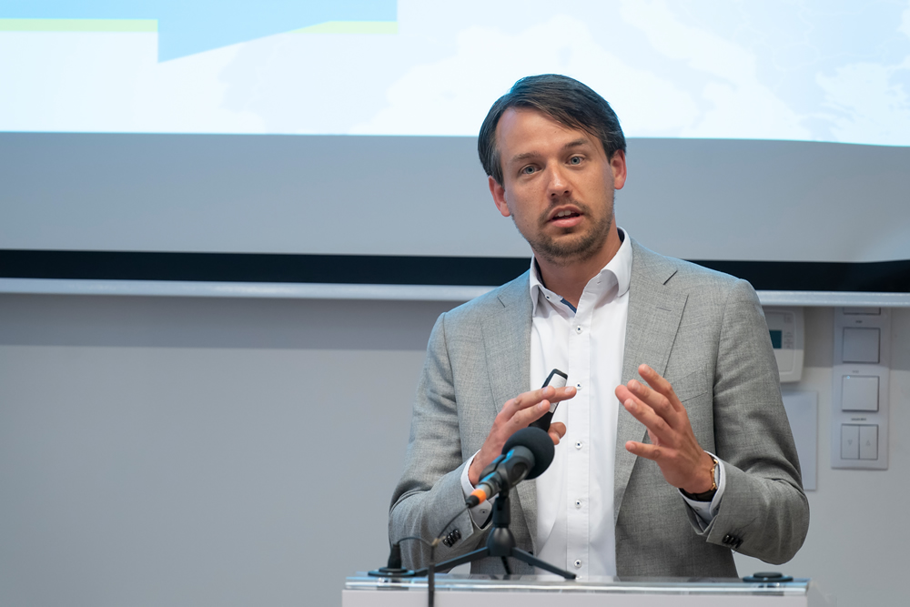 Arno Meerman, CEO, University Industry Innovation Network, The Netherlands