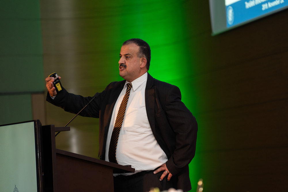 Dr. Charaf Hassan,  Dean of the Faculty of Electrical Engineering and Informatics (VIK)