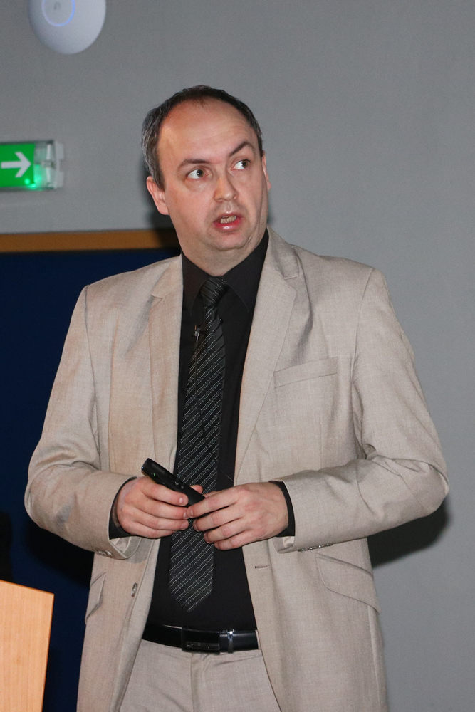 Zoltán Kövesdi, Ministry for Innovation and Technology