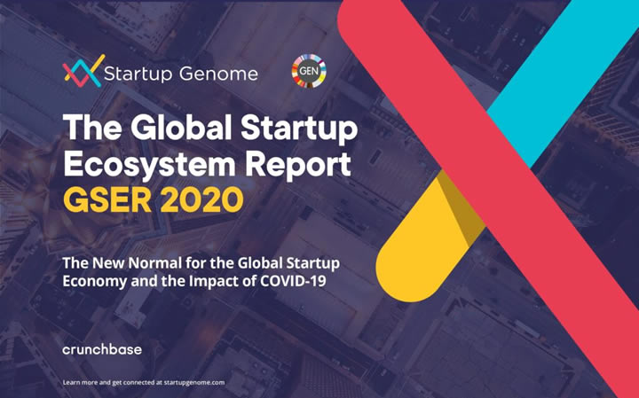 The Global Startup Ecosystem Report 2020